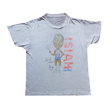 NBA Isiah Thomas Tee - L