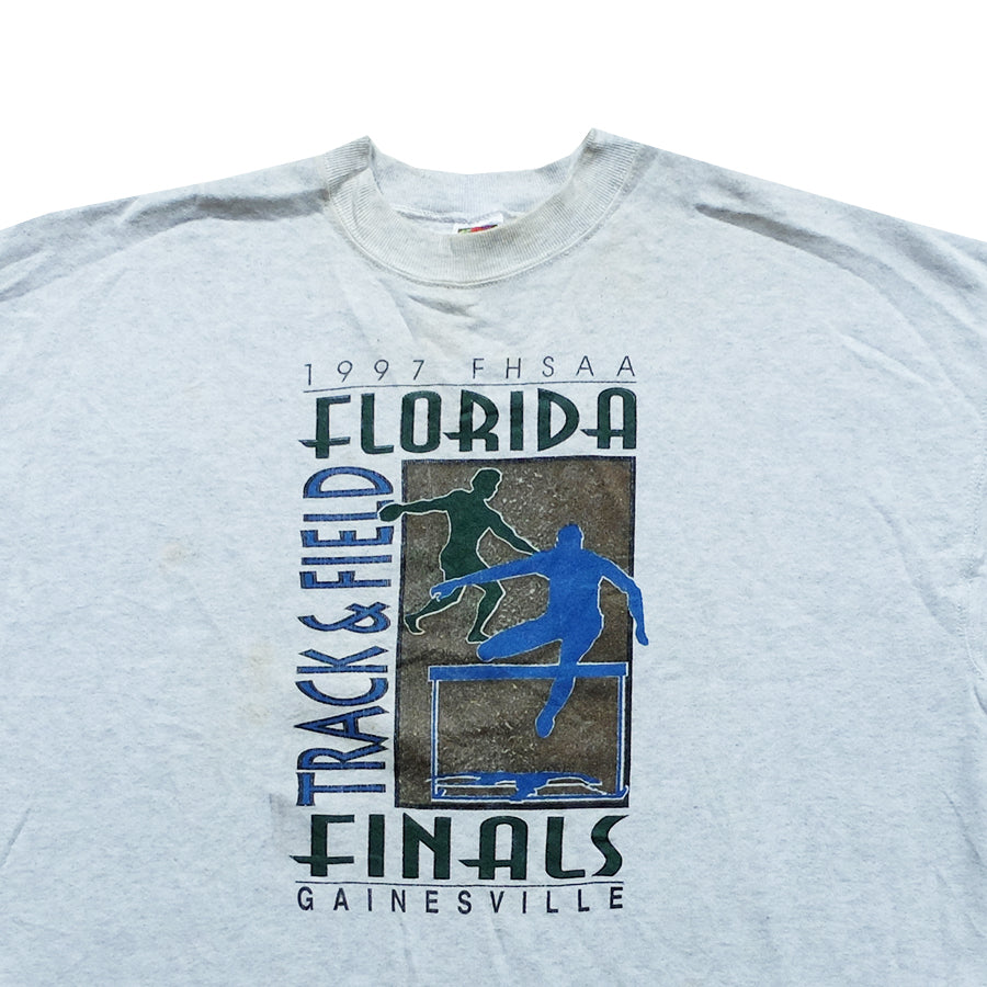 1997 Florida Tack & Field Finals Crewneck Sweater - XL