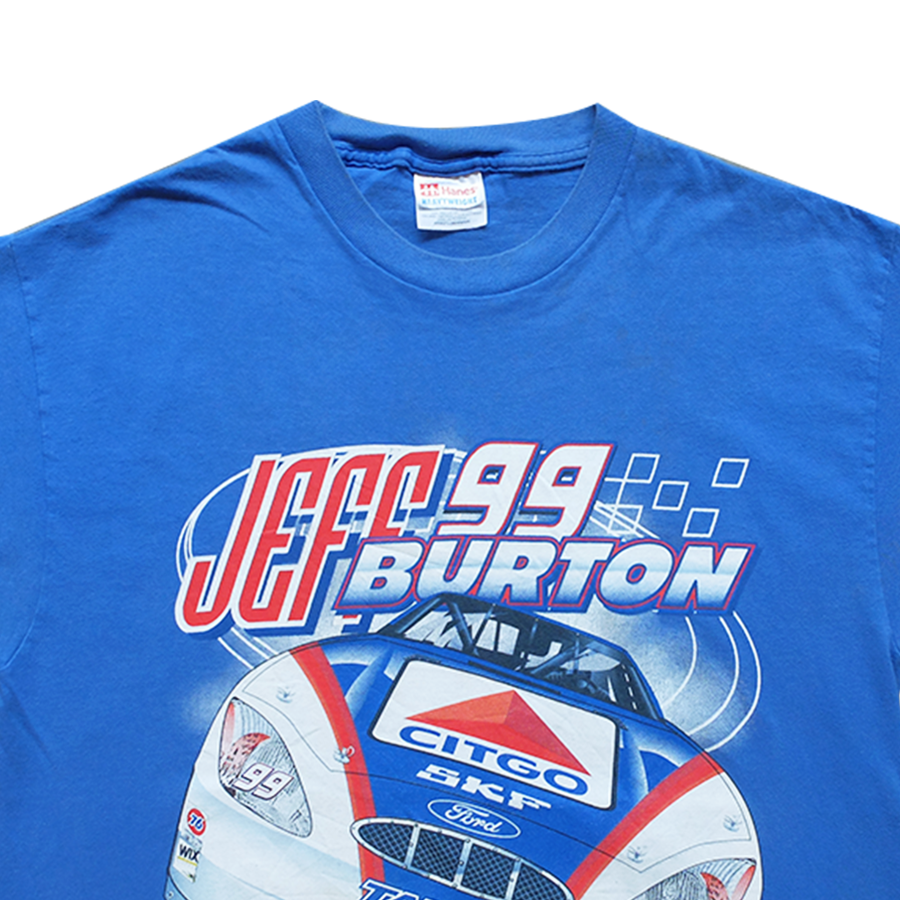 Jeff Burton Supergard NASCAR Racing Tee - L