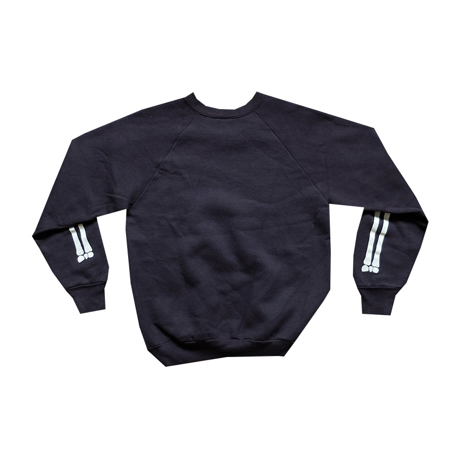 Skeleton Crewneck - M