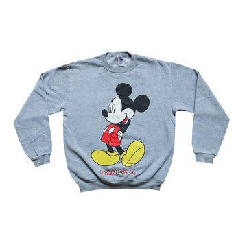 Mickey Mouse Orlando Florida Crewneck - XL