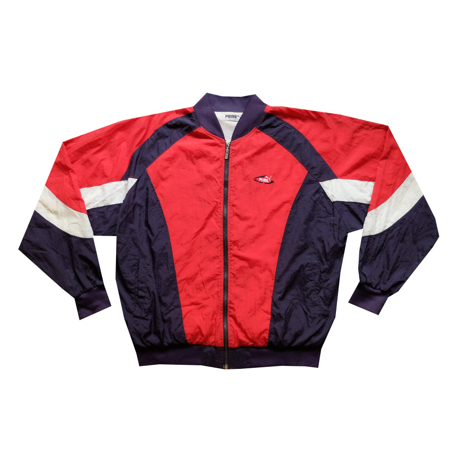 PUMA Sports Windbreaker - L