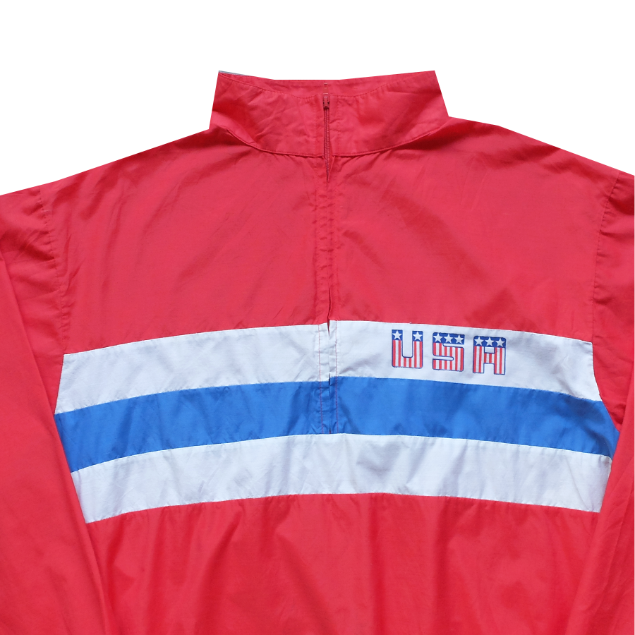 USA Windbreaker - L
