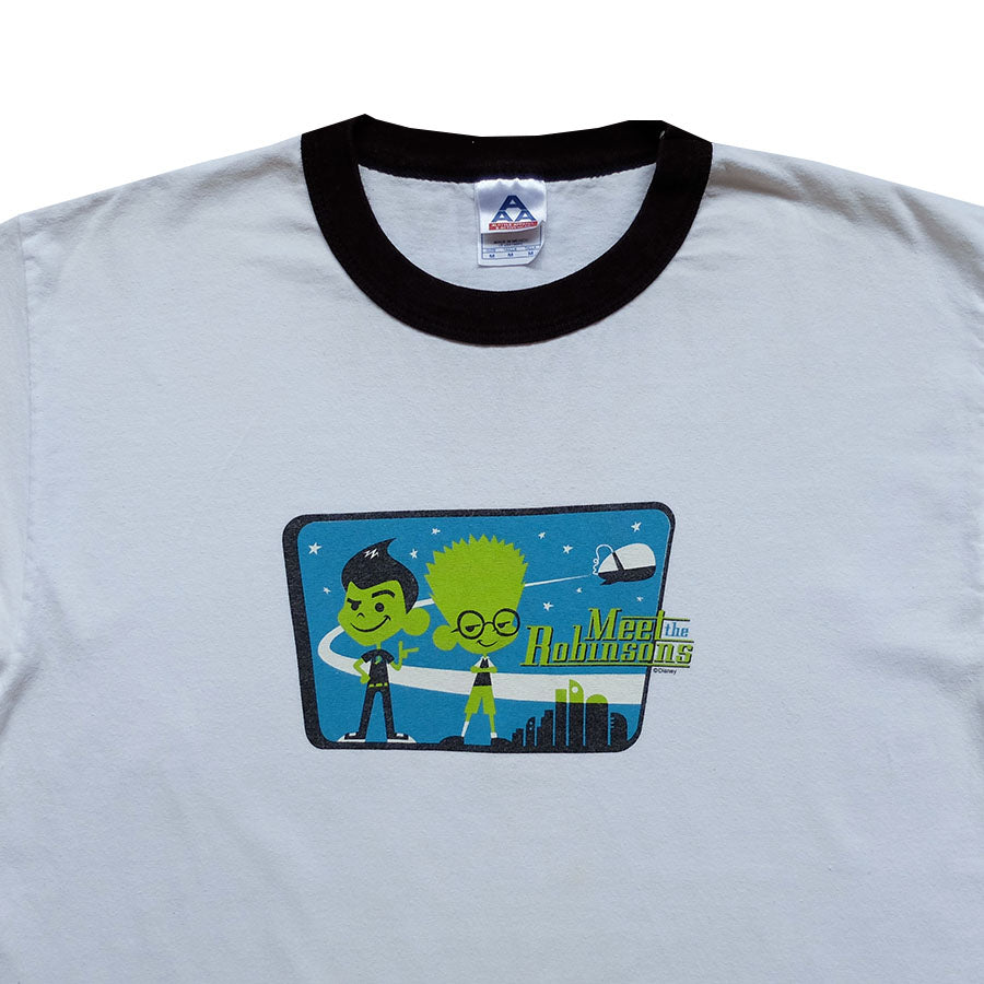 Meet the Robinsons Ringer Tee - M