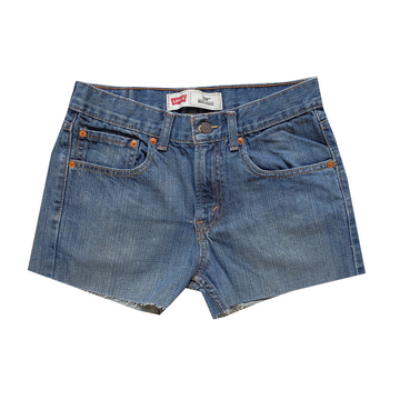 Levi's 550 Denim Cutoff Shorts - 28