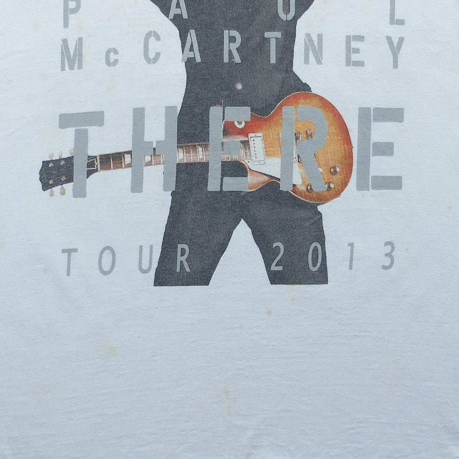 2013 Paul McCartney Out There Tour Tee - S