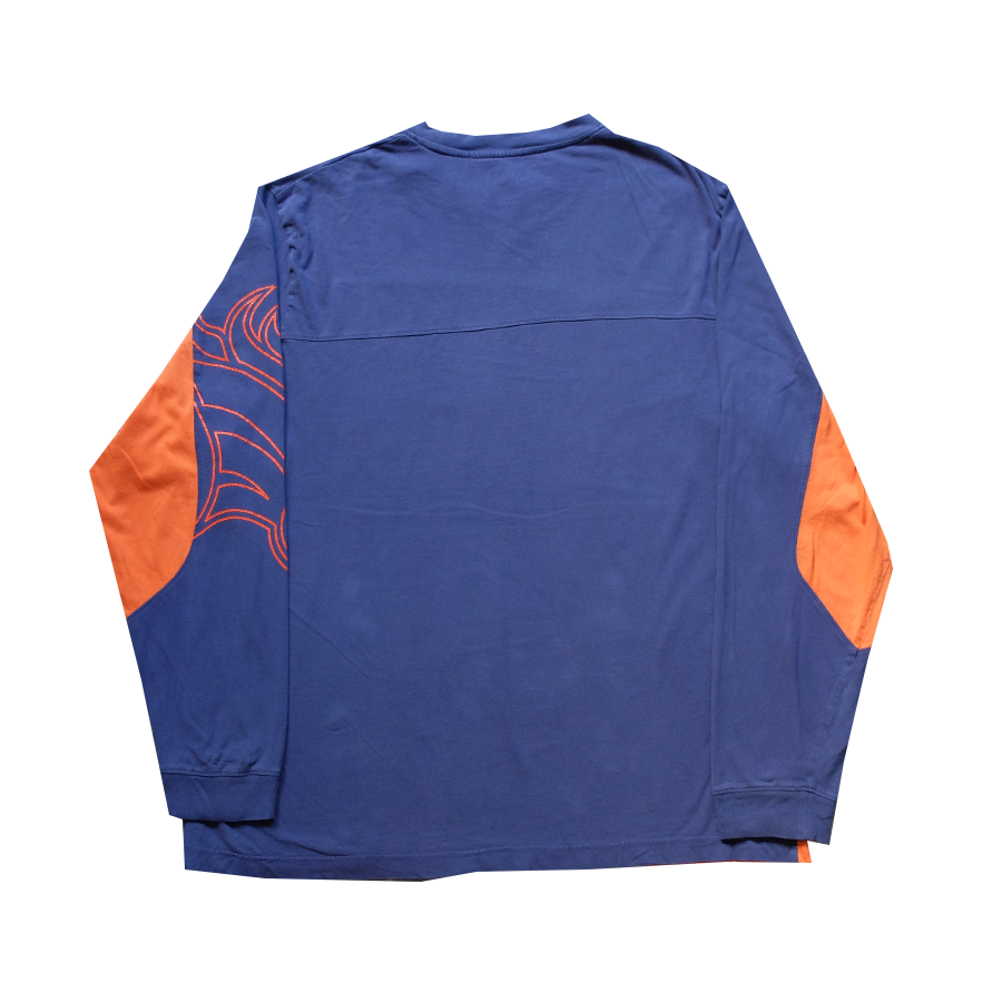 NFL Denver Broncos Long Sleeve Tee - XL