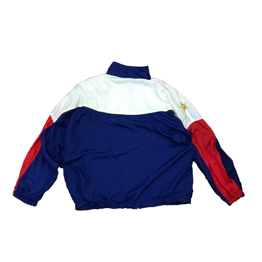 80s Mureli Embroidered Windbreaker - XL