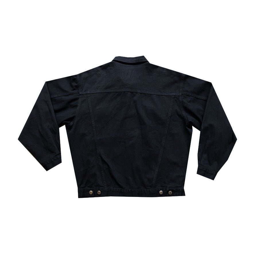 Bugle Boy Denim Jacket - M