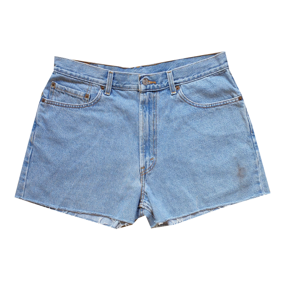 Levi's 550 Denim Cutoff Shorts - 34