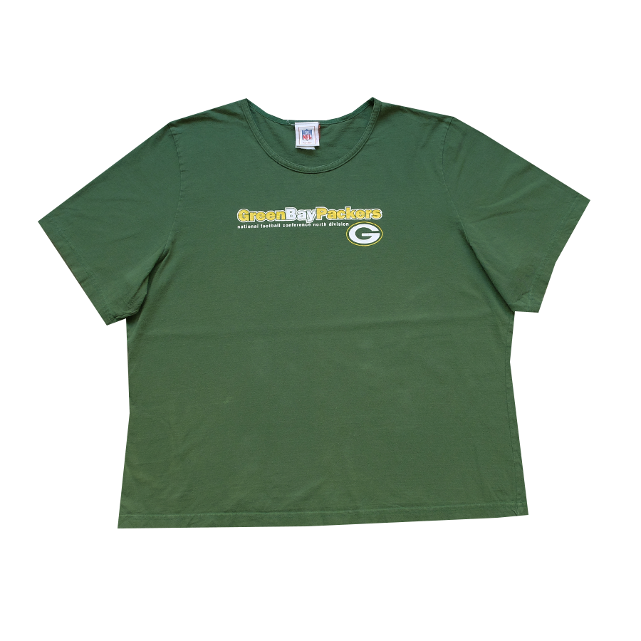 NFL Green Bay Packers Tee - Womens L