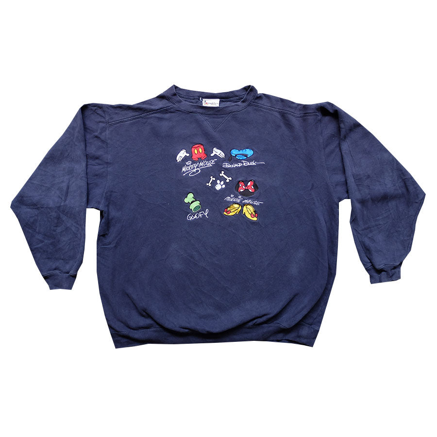 Disney World Mickey and Friends Crewneck - XL