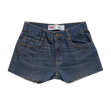 Levi's 505 Denim Cutoff Shorts - 26