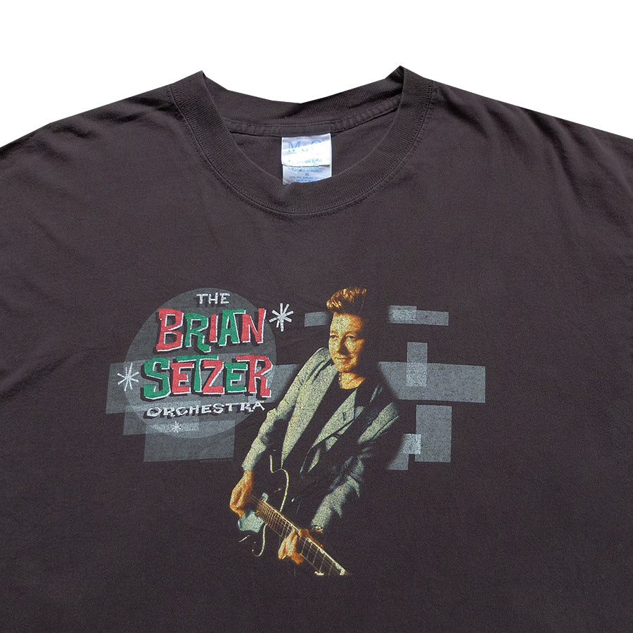 The Brian Setzer Orchestra US Tour Tee - XL