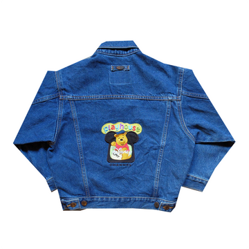 Winnie The Pooh Playhouse Disney Embroidered Denim Jacket - S