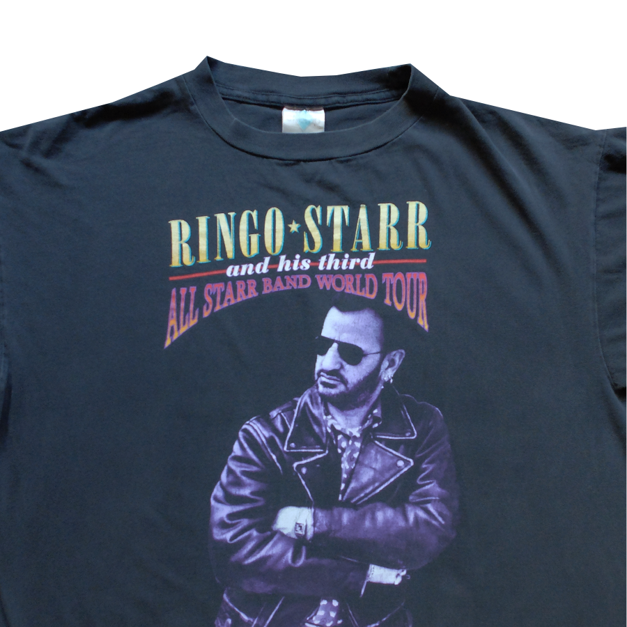 1995 Ringo Starr and His Third All Starr Band World Tour Tee - XL
