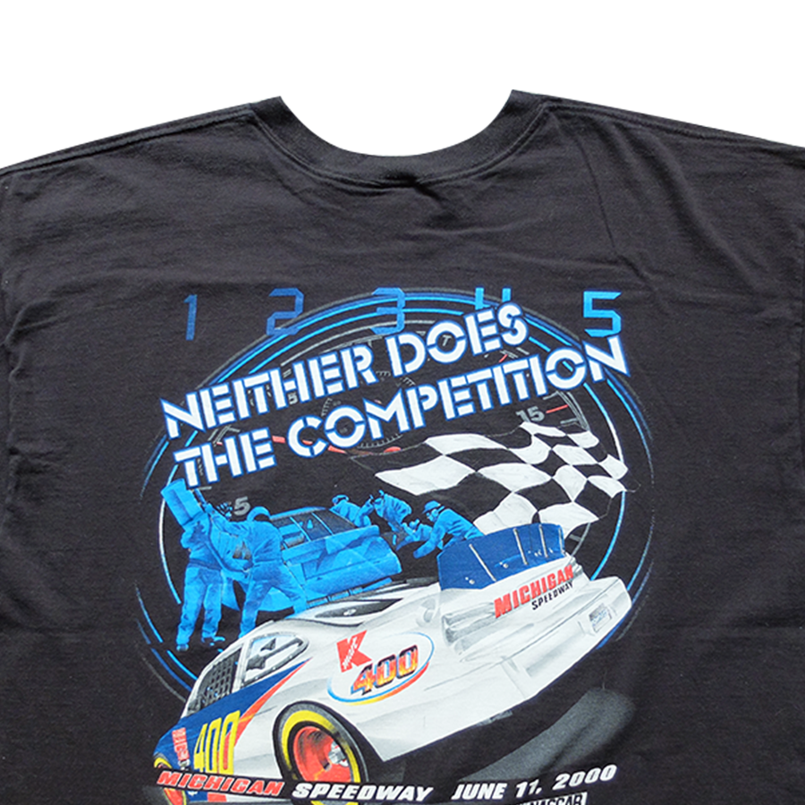 2000 Michigan Speedway NASCAR Racing Tee - 2XL