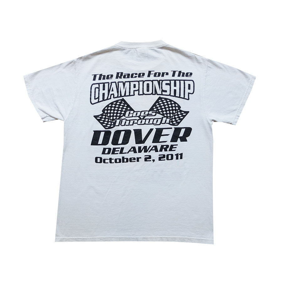 2011 400 Miles of Stock Car Racing Tee - M
