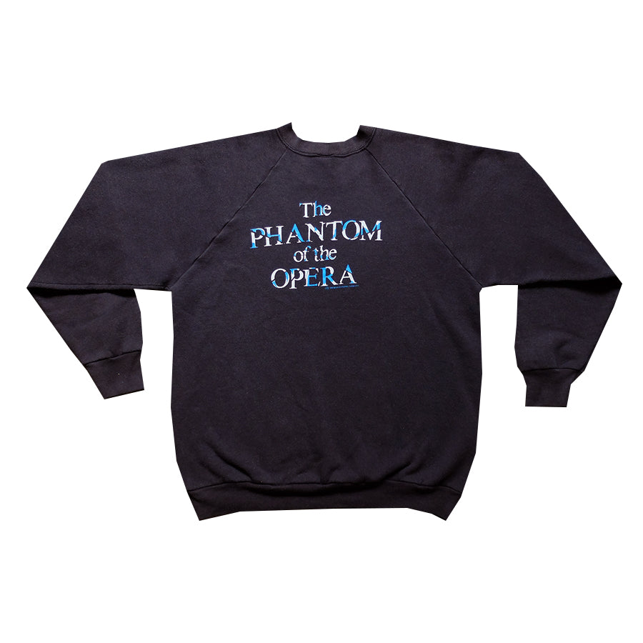 1986 The Phantom of the Opera Crewneck - L
