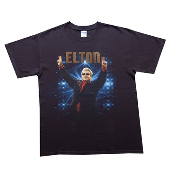 2012 Elton John World Tour Tee - L