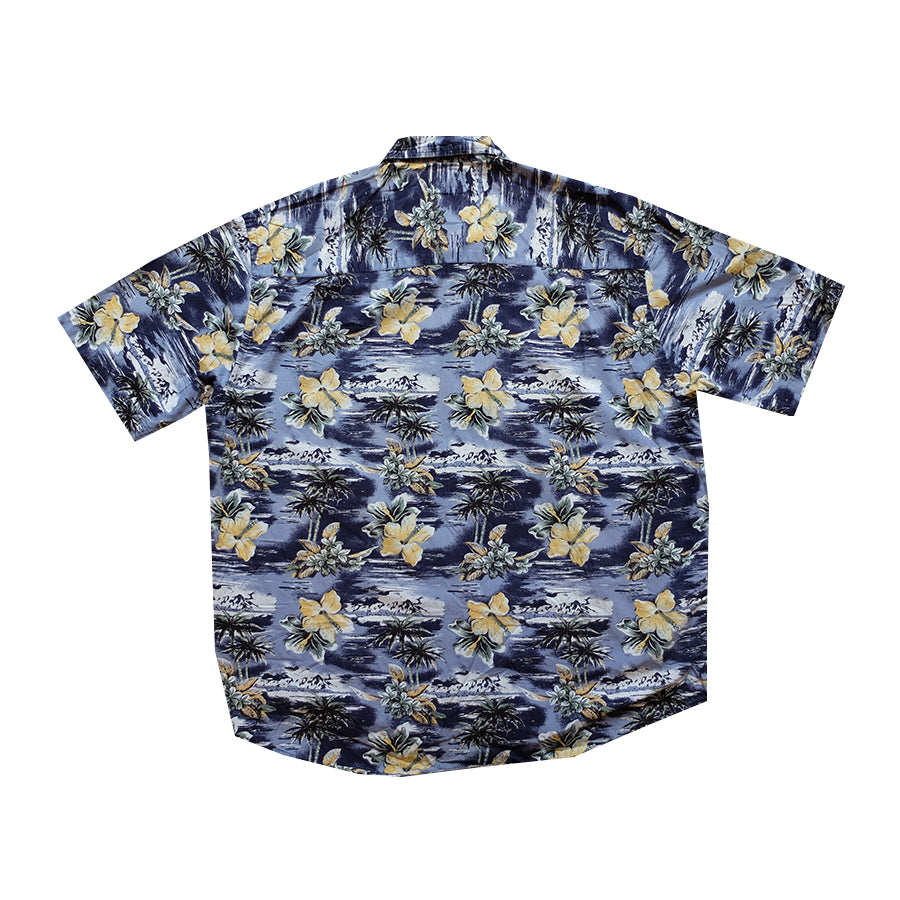 Crossings Hawaiian Shirt - L