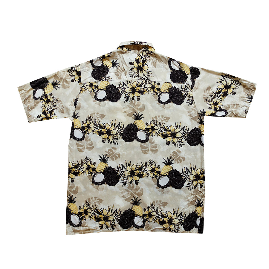 Puritan Hawaiian Shirt - M