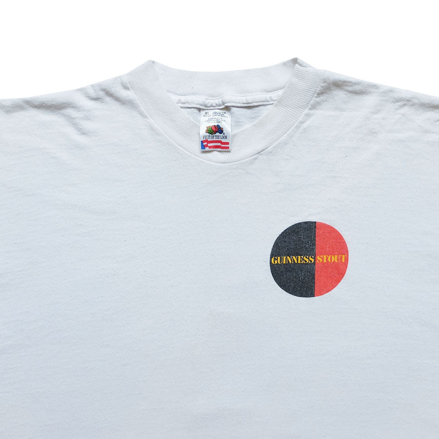 90s Guinness Stout Tee - XL