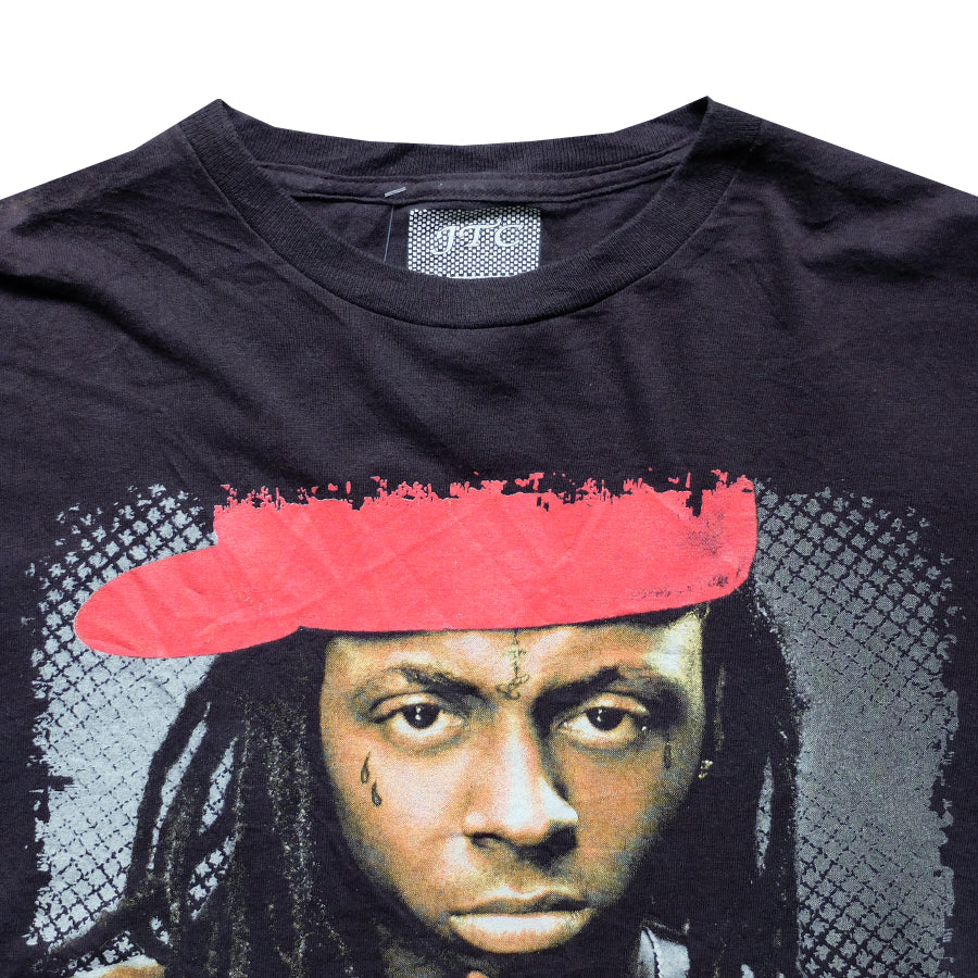2008 Lil Wayne I Am Music Tour Tee - M
