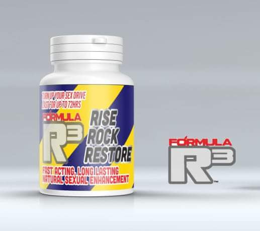 Formula R3 One Shot (Bottle) (All Natural Male Enhancement) Best Value!! - FormulaR3