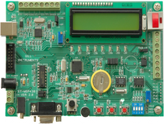 Embedded Trainer ET- MSP430 1025