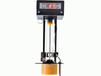 Liquid Level Indicator With Temperature Controller 1021