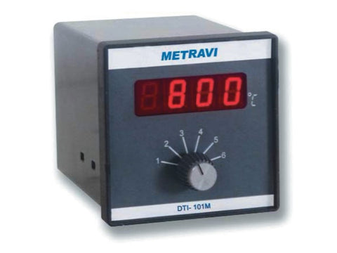 Multi-Point Temperature Indicator DTI-101M 12 CH 1028
