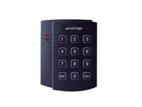 RFID Entry Reader with Keypad - VV-RF203K-26BE2 1051