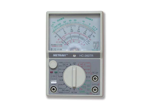 Analogue Multimeter- 260TR 1028