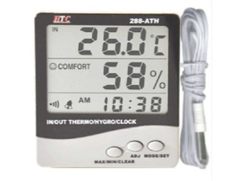 Thermo Hygrometer  288 - ATH    1056