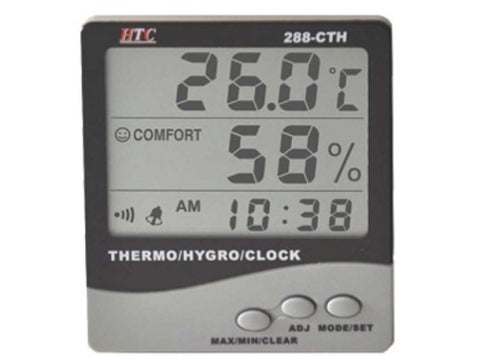Thermo Hygrometer  288 - CTH    1056