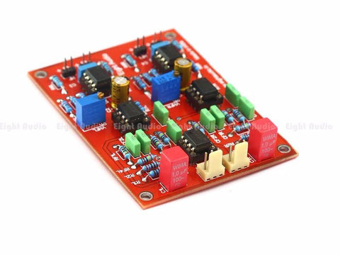 Octave Active Crossover 2way 12dB - 1017