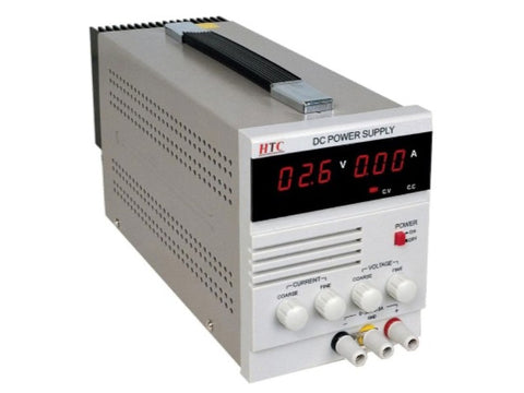 DC Regulated Power Supply  DC3002, DC3003 & DC3010 - 1056