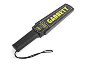 Super Scanner Hand Held Metal Detector -1165180 - 1042
