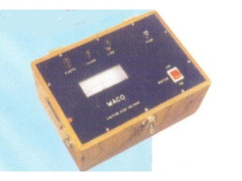 Analogue Insulation  Tester  -  WI 505 HM - 1048