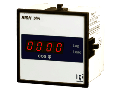 4 digit Power & Power Factor DPM (96x96)