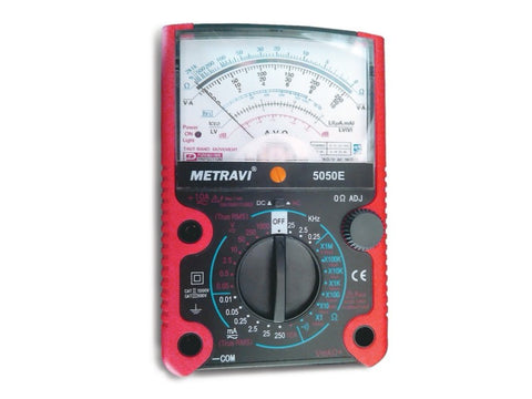 Analogue Multimeter- 5050E 1028