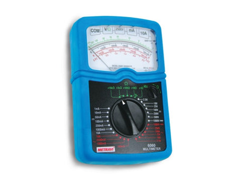 Analogue Multimeter-6060 1028