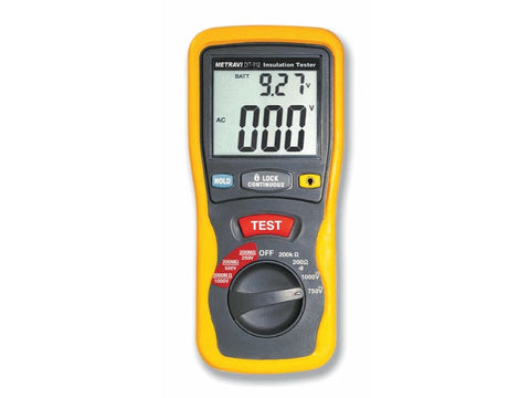 Digital Insulation Tester DIT-912 1028