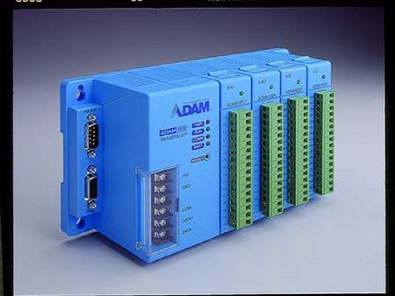 4-slot PC-based Controller with Ethernet - ADAM 5510/TCP - 1002