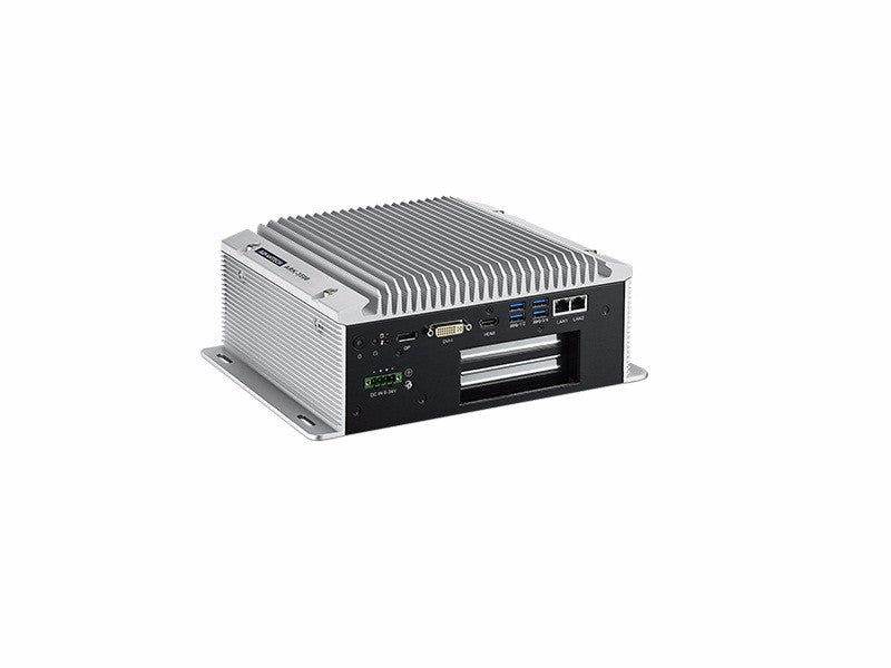 3rd Gen. Intel® Core™ i3/ i5/ i7 with 2 Expansion slots and wide range power Fanless Box PC ARK-3500  -1002