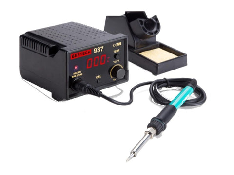 Digital Soldering Station - 937     1056