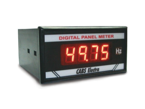 DIGITAL FREQUENCY METER CE-500 F 96 x 96 - 1028