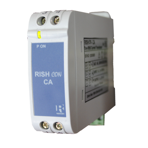 Non-Programmable -Current / Voltage Transducer Rish CON CA / CON CV (TRMS)