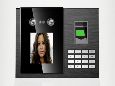 Multi Biometric T&A and Access control Terminal